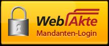 WebAkte Logo Login